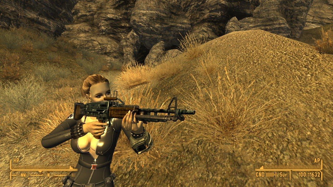 new m60 machine gun