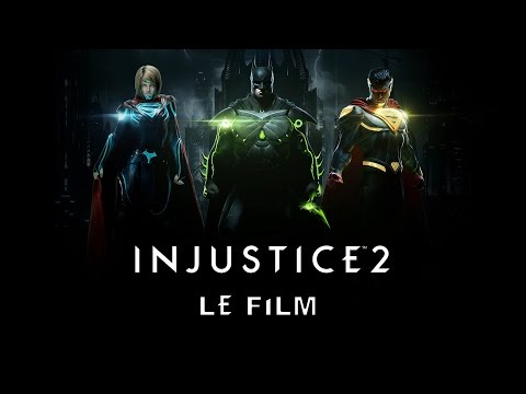 Injustice 2  Le film d'animation complet  FR  HD