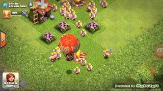 Clash of clans ep2.NOVI UPDATE