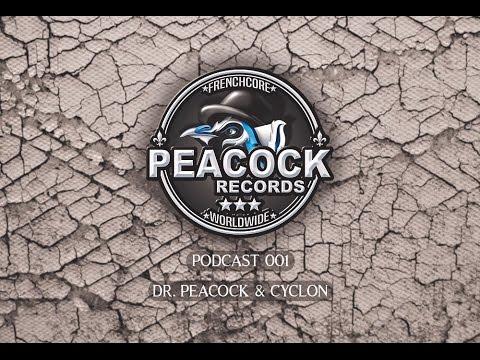 Peacock Records Podcast | 001 - Dr. Peacock & Cyclon