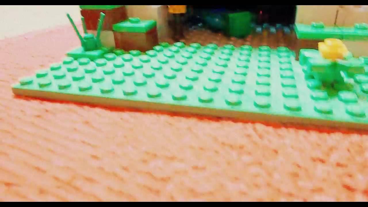 TUTO Creer Sa Grotte Lego Minecraft YouTube - Minecraft die grobten hauser