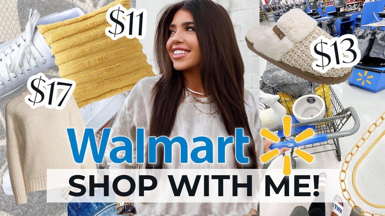 WALMART SHOP WITH ME   WALMART HAUL   New at Walmart + FALL 2021 #Walmart #WalmartHaul