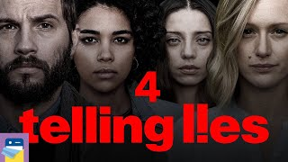 Telling Lies: iOS / Steam Gameplay Part 4 (by Sam Barlow / Annapurna Interactive)