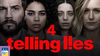 Telling Lies: iOS / Steam Gameplay Part 4 (by Sam Barlow / Annapurna Interactive)