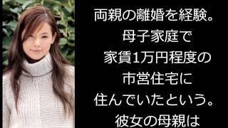【超貧乏だった】あのアイドル・グラドル・声優・有名人も② 広瀬すず 広...