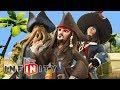PIRATI DEI CARAIBI Video Di Giochi Di Cartoni Animati In Italiano Per Bambini - Disney Infinity