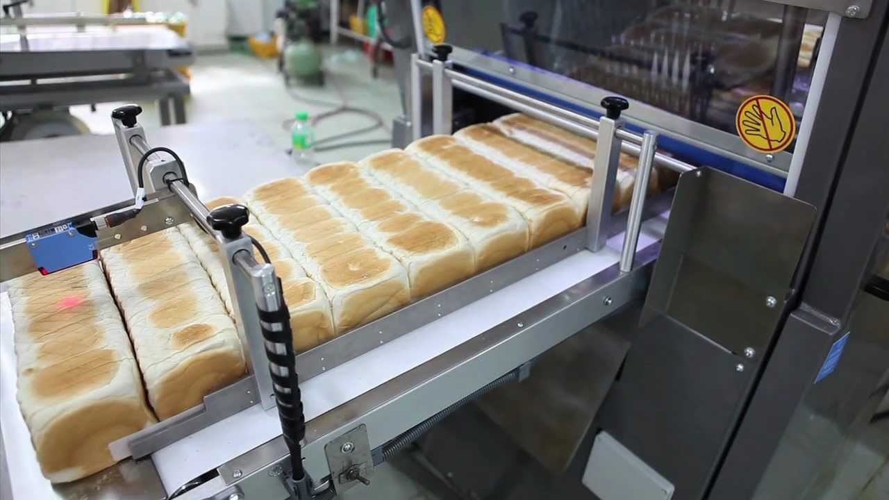 Ipeka Masterslicer The Industrial Bread Slicer Youtube