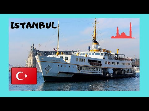 ISTANVUL: Beautiful BOAT TRIP to PRINCES ISLANDS (TURKEY)