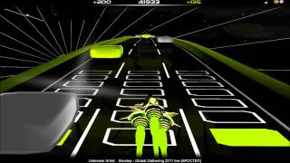 Audiosurf: Skrillex -- Scary Monsters and Nice Sprites (Dirtyphonics Remix)