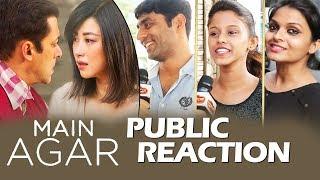 Tubelight Song MAIN AGAR - Public GETS Emotional - Salman Khan, Zhu Zhu, Matin Rey Tangu