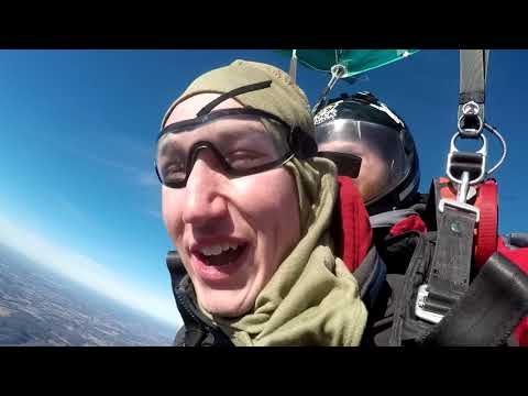 Skydive Tennessee Nathan Gardner