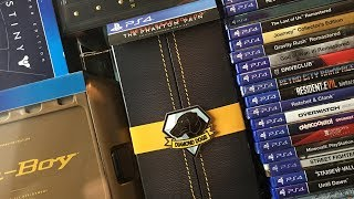 My PlayStation 4 game collection