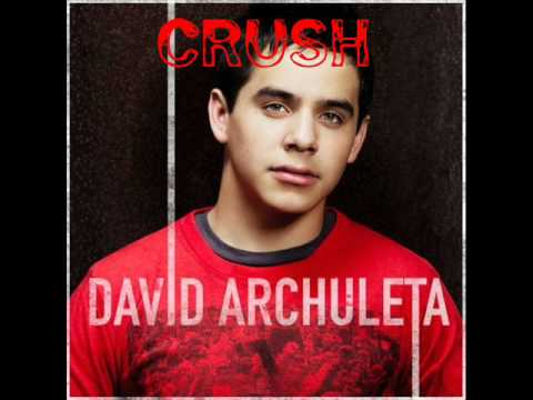 1 Crush  David Archuleta  HQAlbum Version  Download Link  Lyrics