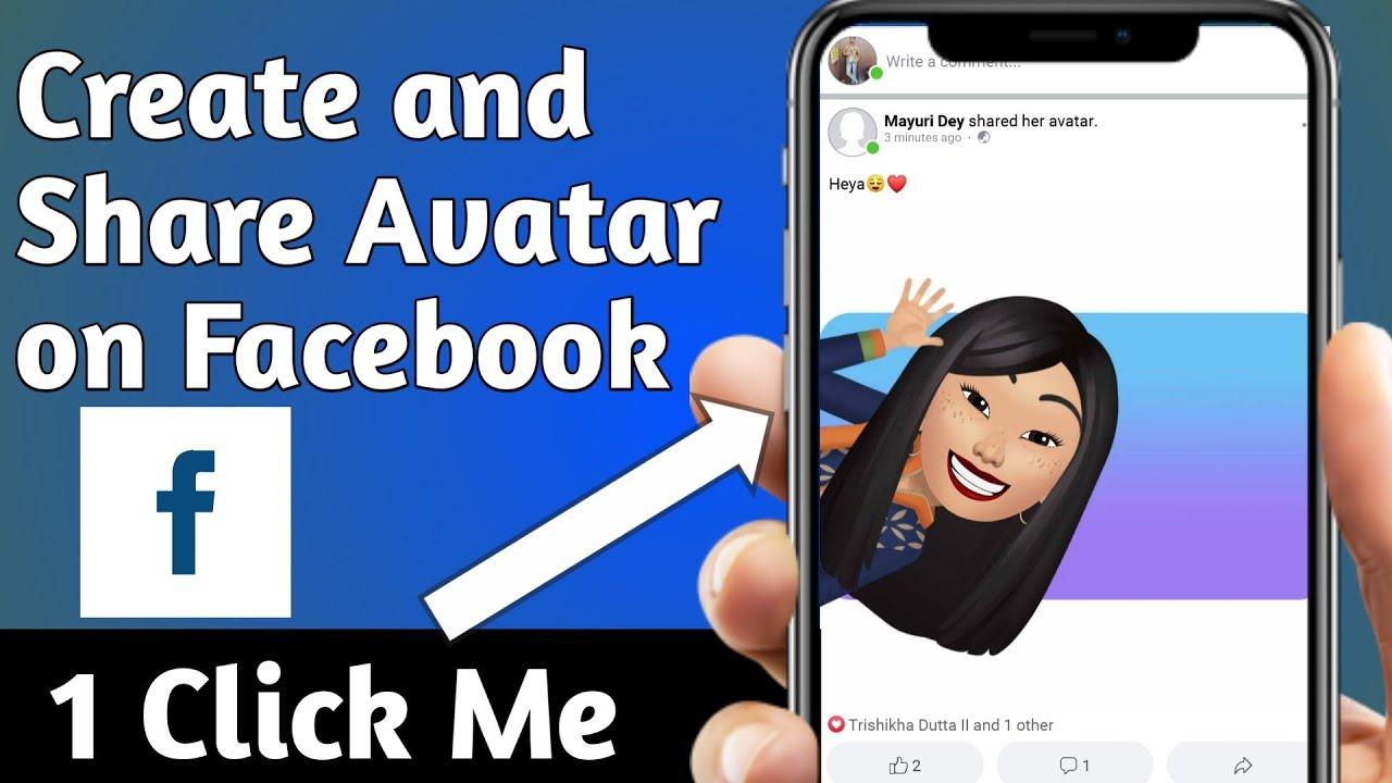 Facebook Avatar ändern