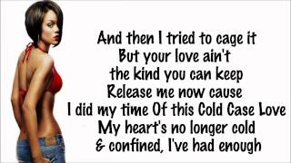 Rihanna - Cold Case Love Lyrics Video