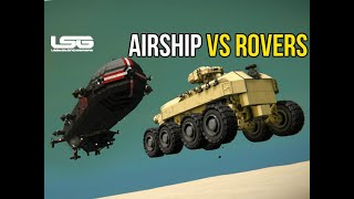 Gambar cover Space Engineers - Take Down The Airship