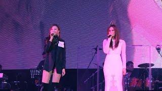AGA 江海迦 x Gin Lee 李幸倪 -《獨一無二》Live