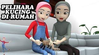 Mantener a los Gatos Callejeros en la Casa | de dibujos animados (2019) #06 KAKINA