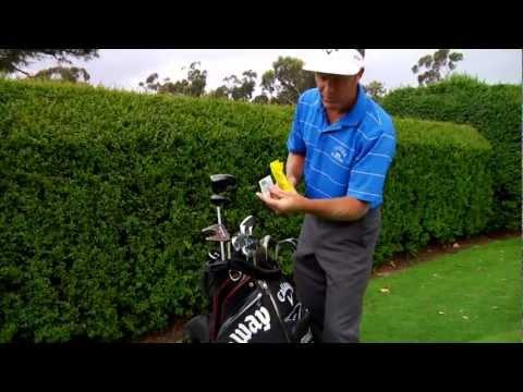 Stuart Appleby golf tips - What's in my bag?