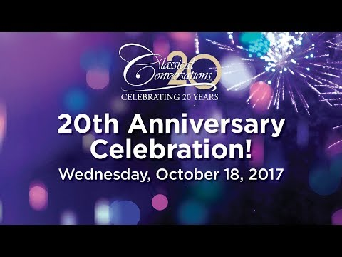 20th Anniversary Live Stream