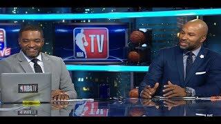 GameTime - Celtics leadership issues & recent struggles | January 16, 2019