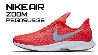 Обзор кроссовок Nike Air Zoom Pegasus 35