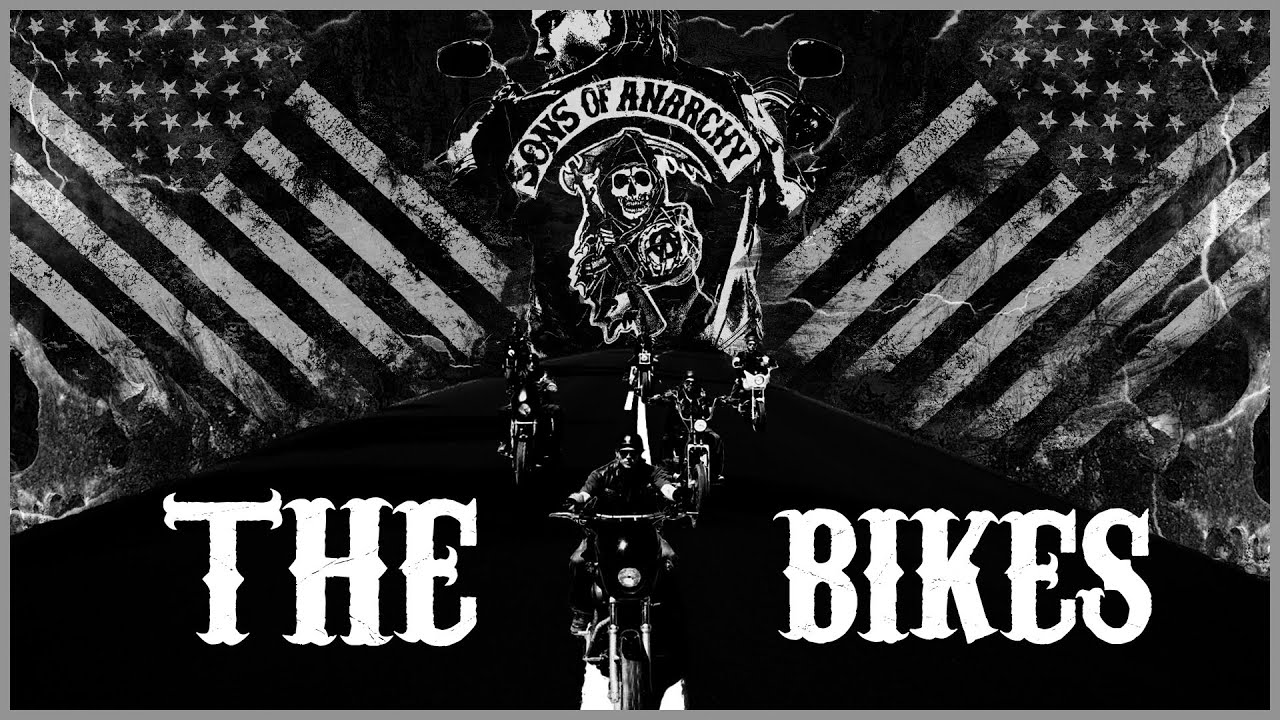 Archery Wallpaper Hd Sons Of Anarchy The Bikes Youtube