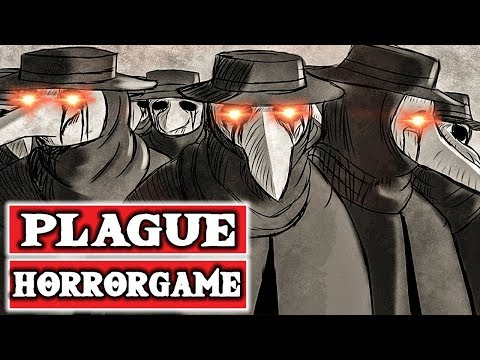PLAGUE HORRORGAME Demo Walkthrough - PC Horror Game No Commentary - THE PLAGUE DOCTOR