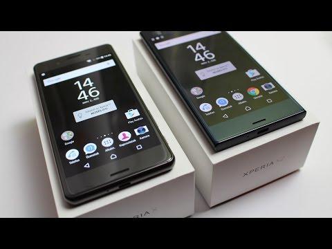 Tech2.hu - Sony Xperia X Performance és XZ összehasonlítás