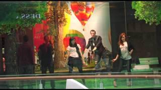 Trinity Dance & Colin's : Танцующая витрина.wmv