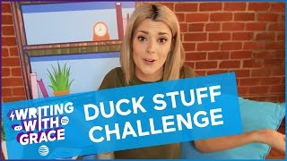WRITING WITH GRACE EP 3 // Grace Helbig