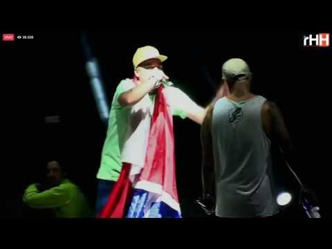 KAISER VS HADRIAN - PRIMERA RONDA - GOD LEVEL FEST 2017