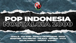 Pop Indonesia Hits 2000an • Area Nostalgia • #LIVEMusik