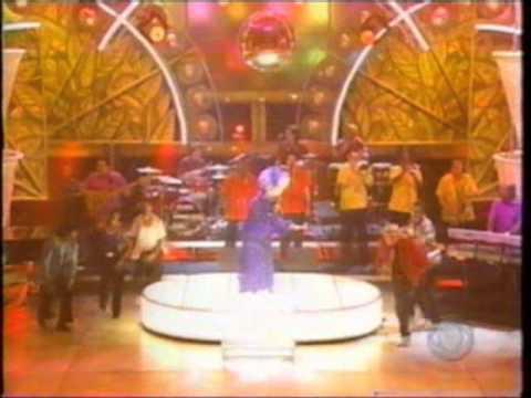 """CELIA CRUZ- GRAMMY 2002 """" LA NEGRA TIENE TUMBAO """""""