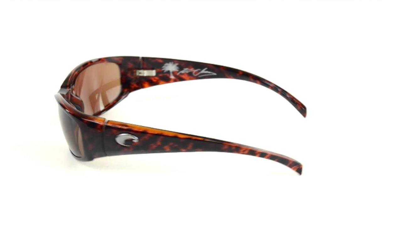 b0b982edd6 Costa Del Mar Kenny Chesney Hammerhead Sunglasses - Polarized