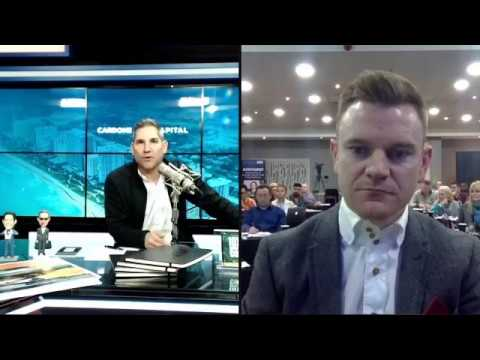 Live interview with Grant Cardone for Expert Empires 2018