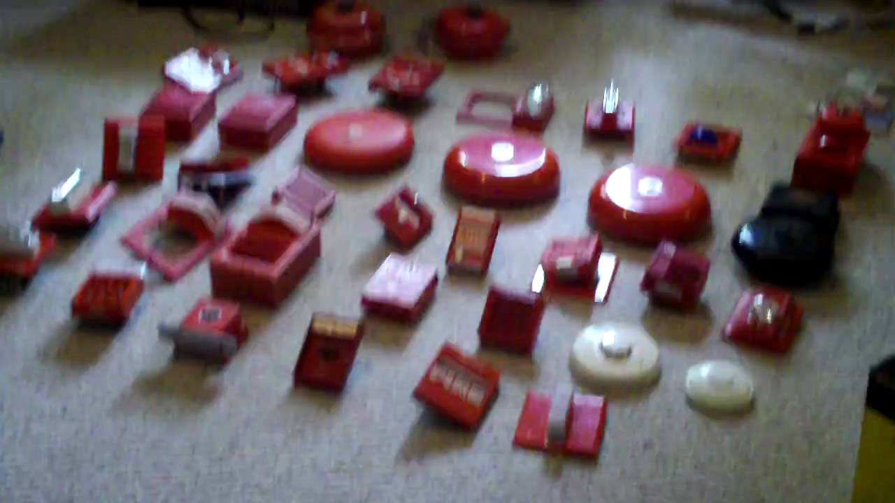 My Fire Alarm Collection