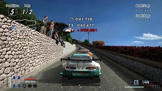 Gran Turismo 4 - JGTC Supra Touge Battle PS2 Gameplay HD