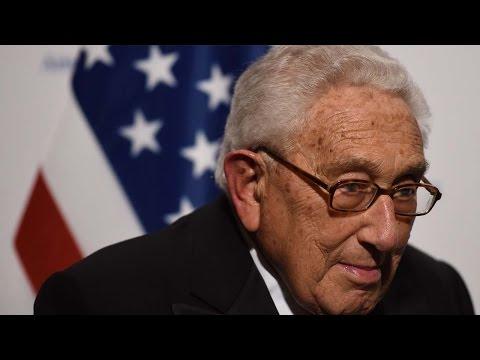 Henry Kissinger: US should stick to the principles of Shanghai Communique