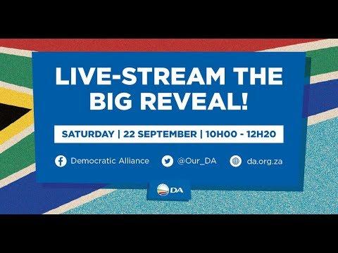 DA Election Campaign Launch