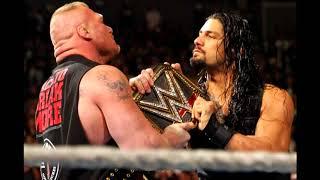 Should Brock Lesnar vs. Roman Reigns 3 Happen? (Podcast Wrestling Society)