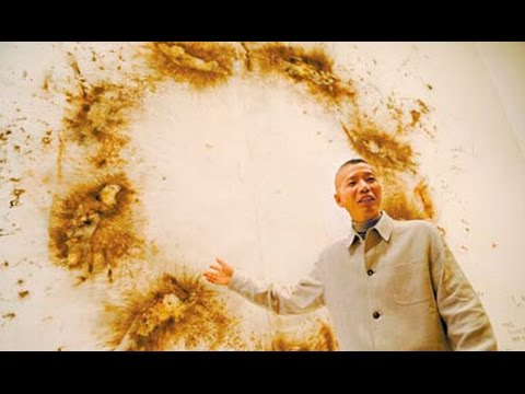 Cai Guoqiang brings explosive art to Argentina