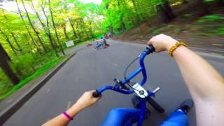 Summer Edit  Drift Trike |Rus 2015 #TORNADOTRIKES