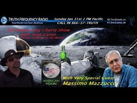 Apollo Moon Landing Hoax with Filmmaker Massimo Mazzucco