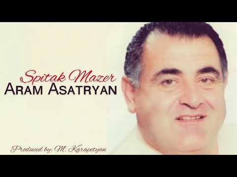 """Spitak Mazer"" - Aram Asatryan (Official Audio)"