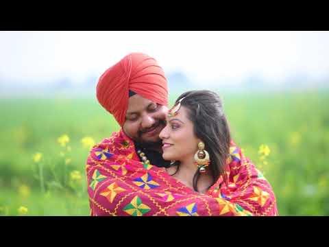 Punjabi Prewedding story: Mandip weds Jasmeen