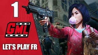 WORLD WAR Z Gameplay Let's play fr - EPISODE 1 NEW YORK