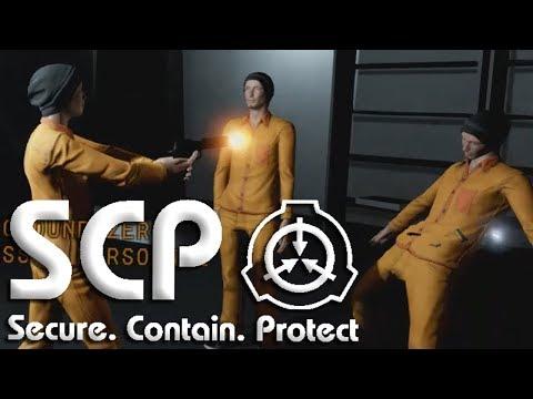 SCP: Red Light, Green Light