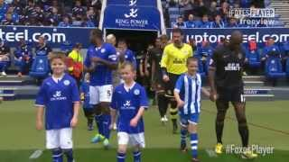 Highlights: Leicester City 2-0 Wigan Athletic