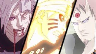 Naruto Manga Lately: Naruto/Sasuke Vs Kaguya & Madara + Kakashi's Susanoo - Chapter 689 & Beyond
